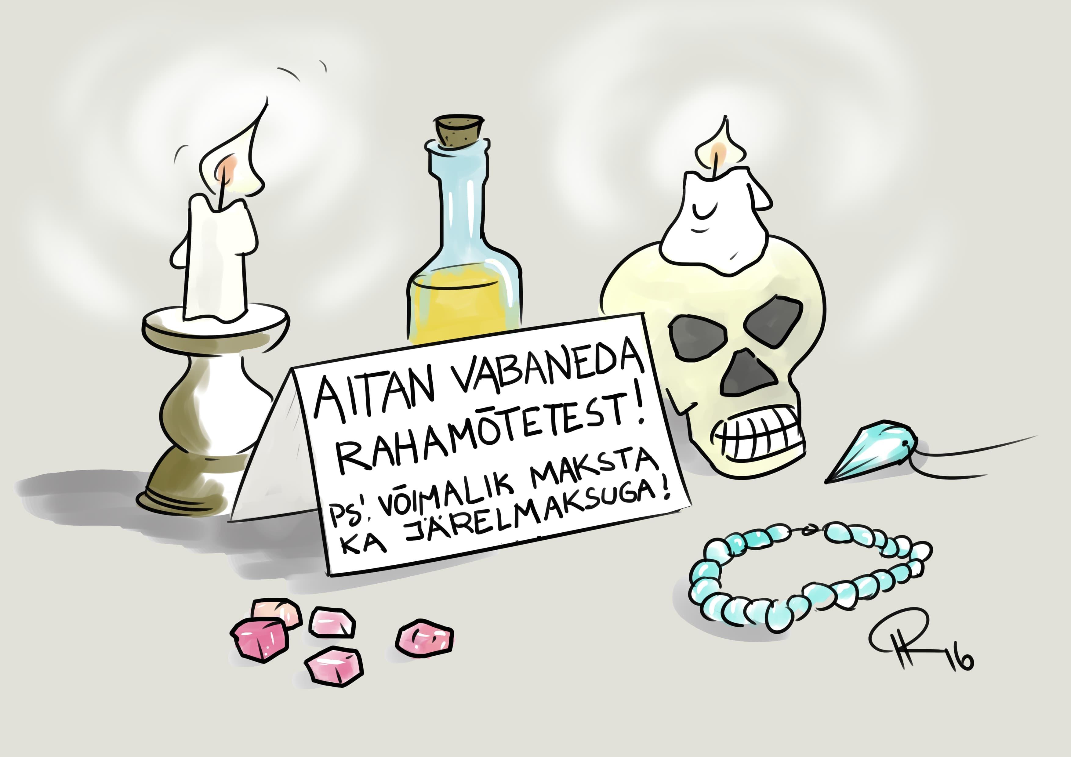 Karikatuur: Priit Koppel