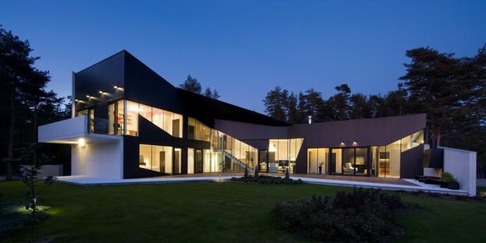 Black House in Nõmme. Photo: Kaido Haagen