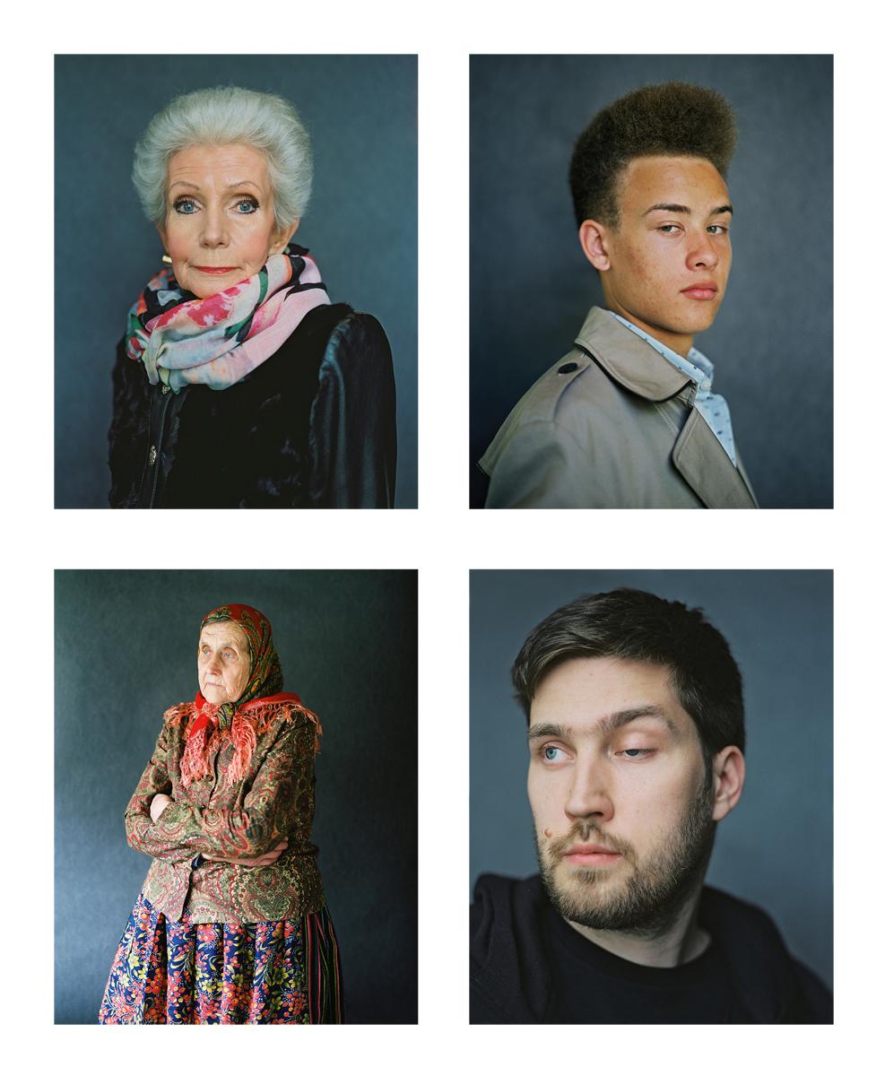 (Ülevalt vasakult:) Maie, 2014; Mac, 2014. (Alt vasakult:) Virve, 2014; Laur, 2014. Kõik fotod: Birgit Püve