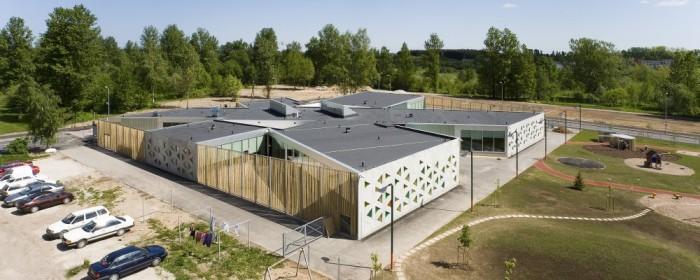 Kindergarten Lotte. Photo: Kaido Haagen