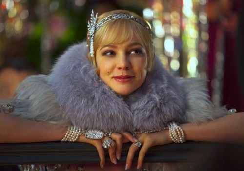"Carey Mulligan in ""The Great Gatsby""."