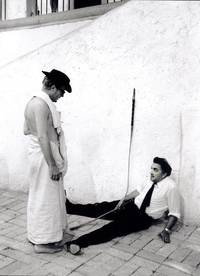 """Kaader filmist """"Fellini: Olen sündinud valetaja"""". Foto: repro"""