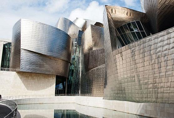 """Filmi """"Gehry's Vertigo"""" peategelane Guggenheim Museum Bilbao"""