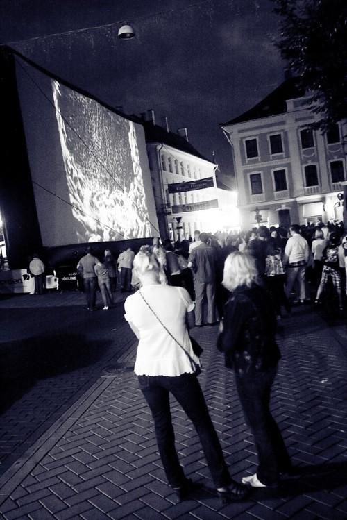 Filmiarvustajate konkurss Foto Kristel Sergo