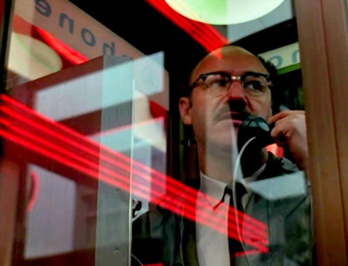 "Gene Hackman Francis Ford Coppola filmis ""Kõnelus"" (1974)"