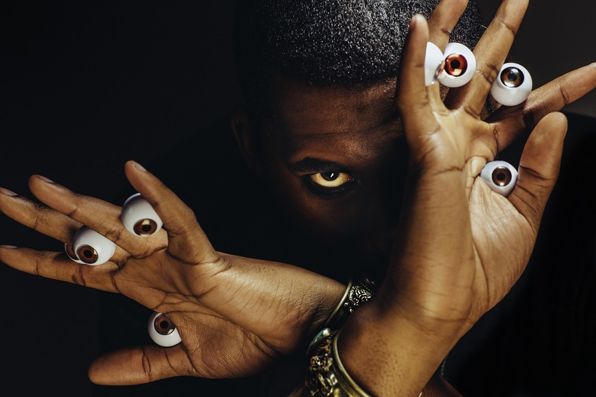 Flying Lotus. Foto: Tim Saccenti