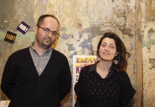 Christos Papastergiou ja Christiana Ioanno. Foto: Reio Avaste
