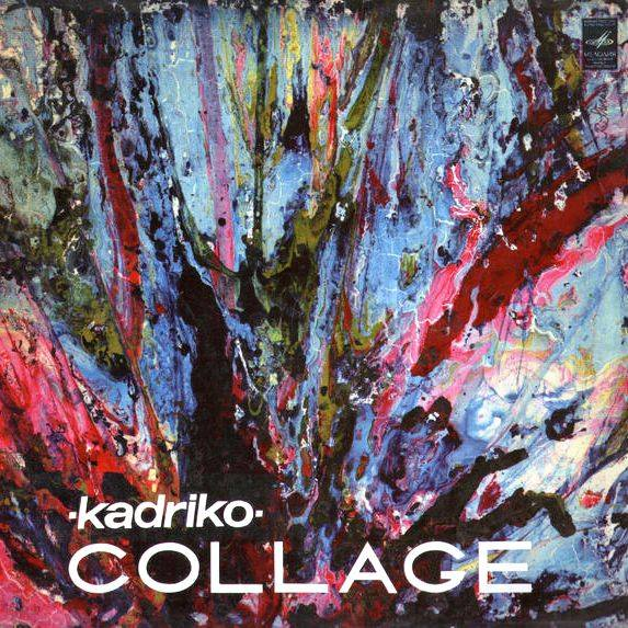 "Collage ""Kadriko"" cover art."