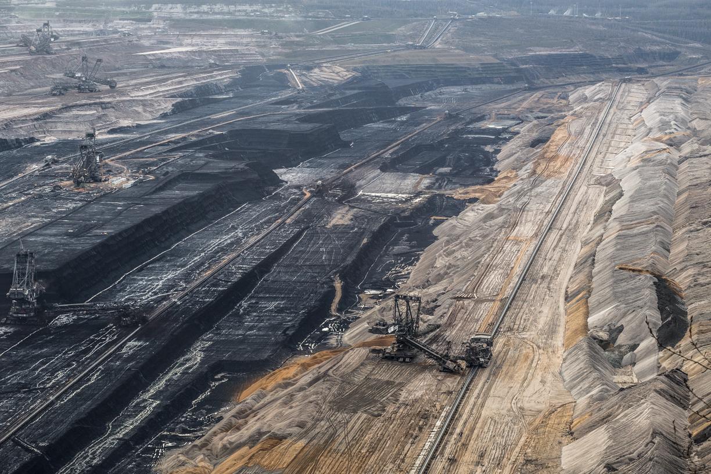 Garzweileri pruunsöekaevandus Lääne-Saksamaal. Foto: Renee Altrov