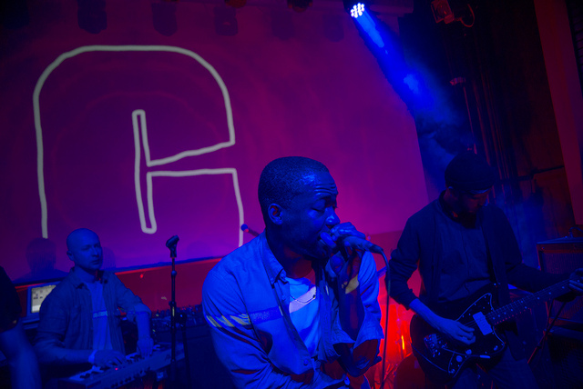 Gracias & The Globe Band käesoleva aasta TMW Hip-Hip Showcase'il. Foto: Akseli Virtanen