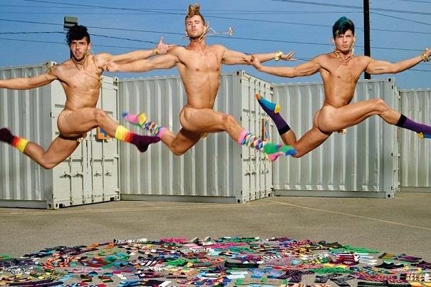 Happy Socks. Foto: David LaChapelle