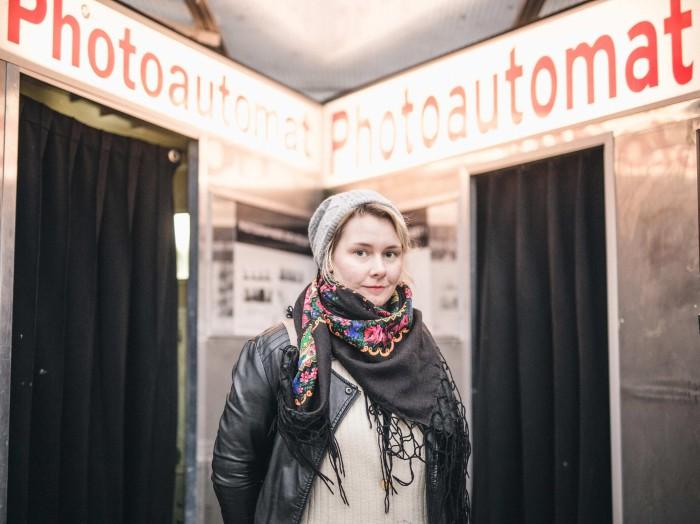 Helen Tammemäe. Foto: Renee Altrov