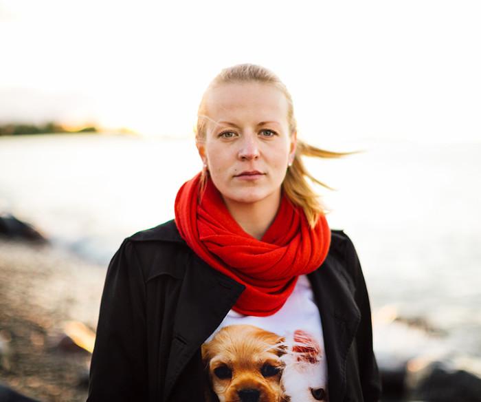 Helena Tamm. Foto: Priit Mürk