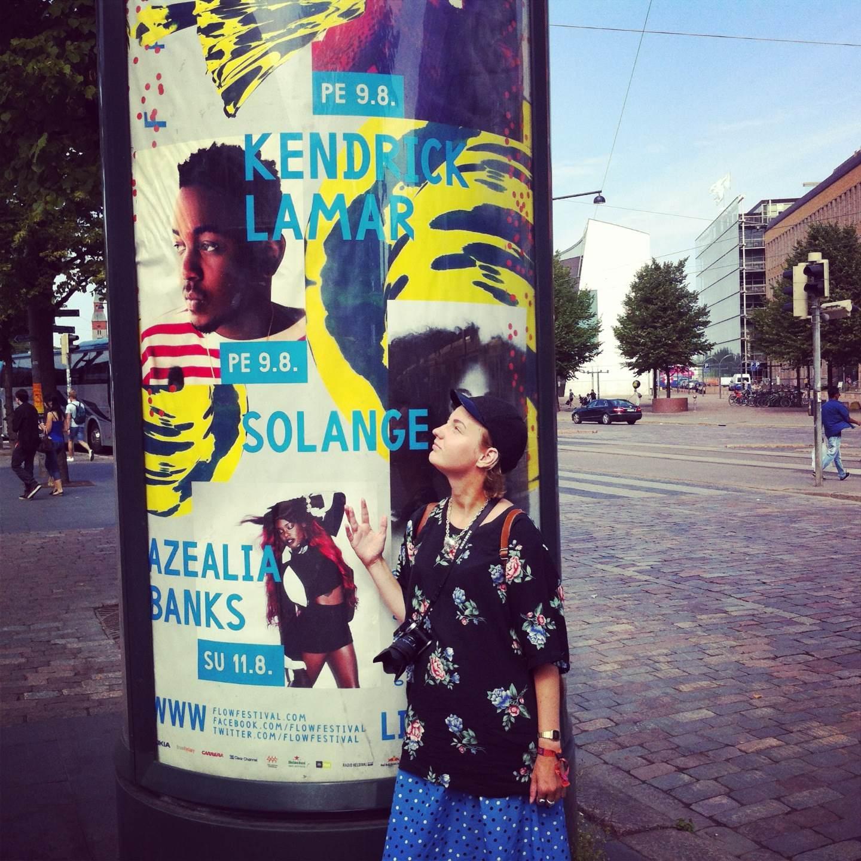 Helene Vetik Flowl. Foto: Madis Nestor