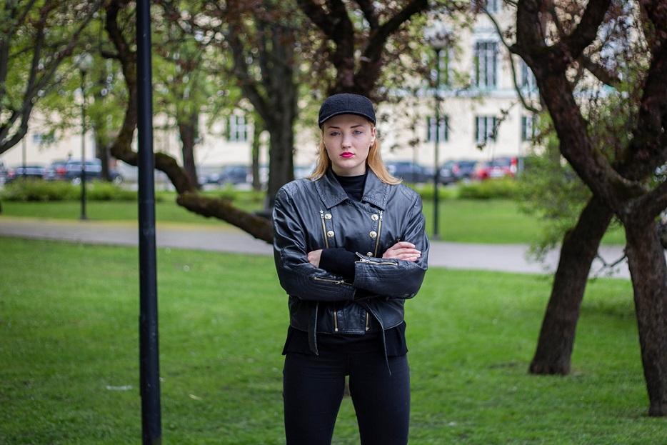 Helina Reinjärv. Foto: Marianne-Sandra Kukk