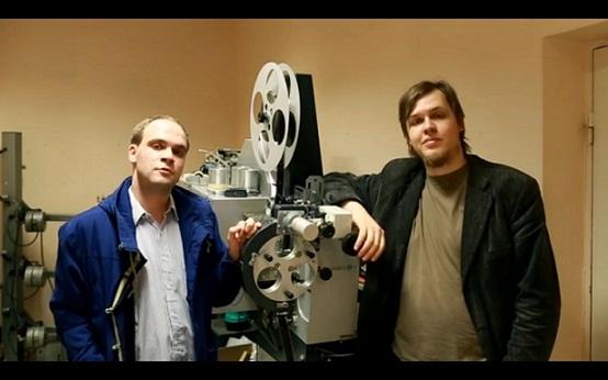 Elektriteatri vedajad Johannes Lõhmus ja Andres Kauts.