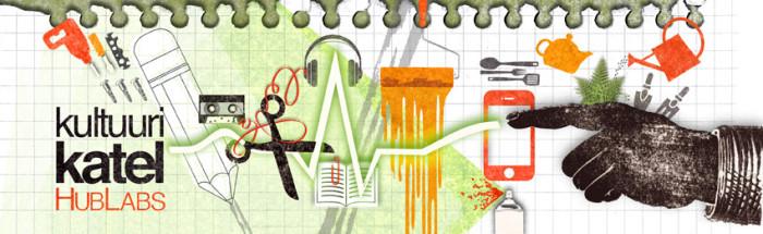 Hub & Labs programmi tunnusvisuaal