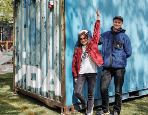 Natalie Mets ja Ats Luik. Fotod: Kaupo Rõivasepp
