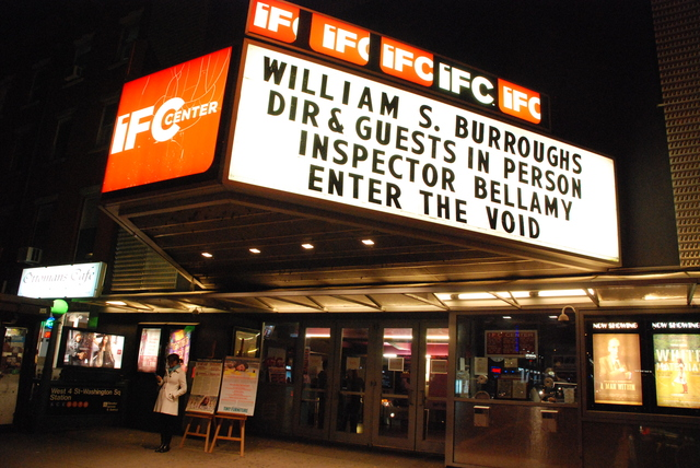 IFC kinos on ellu jäänud vana ameerika traditsioon kesköösiti kultusfilme näidata. Pressifoto