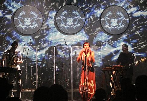 Inna Zhelannaya konsert Prahas. Foto: TMW