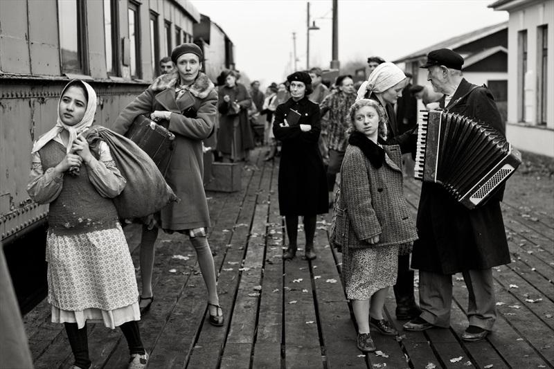 """Scene from """"In the Crosswind"""". Photo: Mardo Männimägi"""