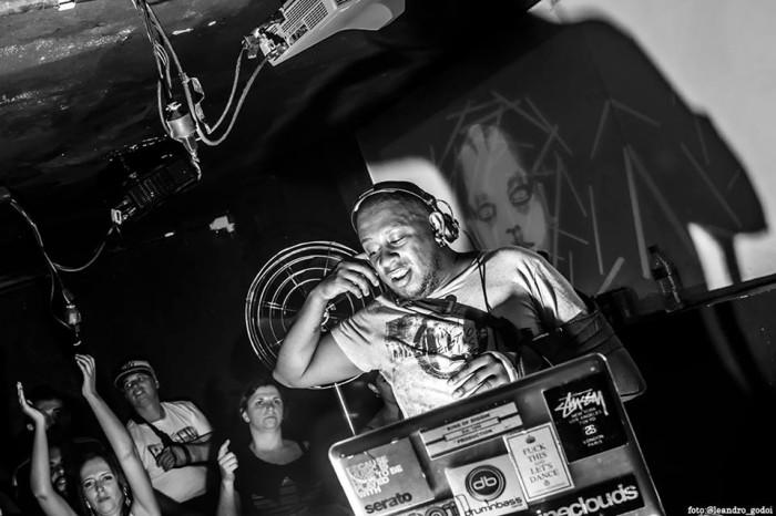 DJ Marky. Photo: Leandro Godoi