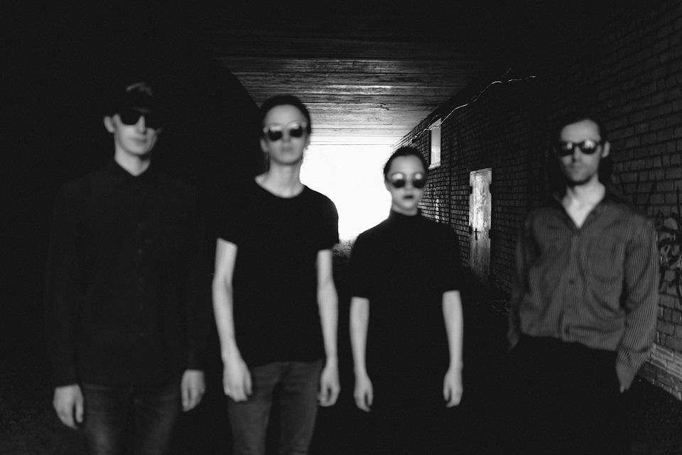 Holy Motors (vasakult): Hendrik, Lauri, Eliann ja Andres. Foto: Tõnu Tunnel