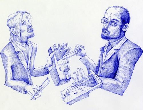 Puuluup. Illustratsioon: Ramo Teder (pastacas)