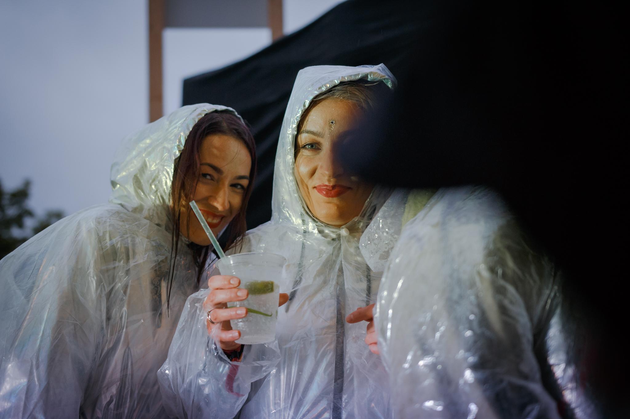 Ksenia ja Regina