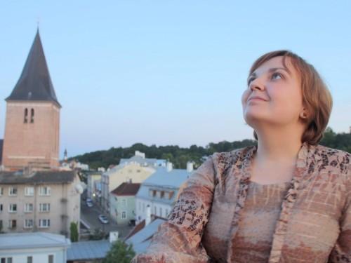 Irina Rudik. Foto: erakogu