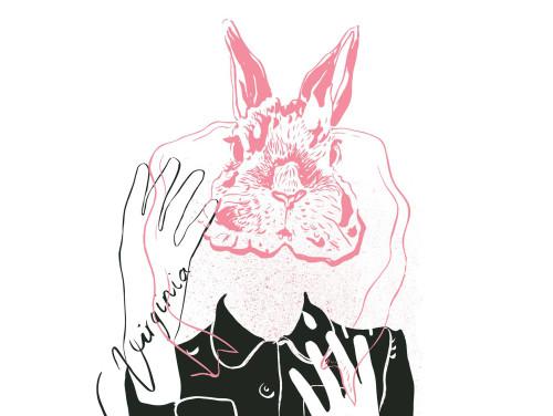 Jänesemaskiga feminism_Illustratsioon Helmi Arrak_pisipilt