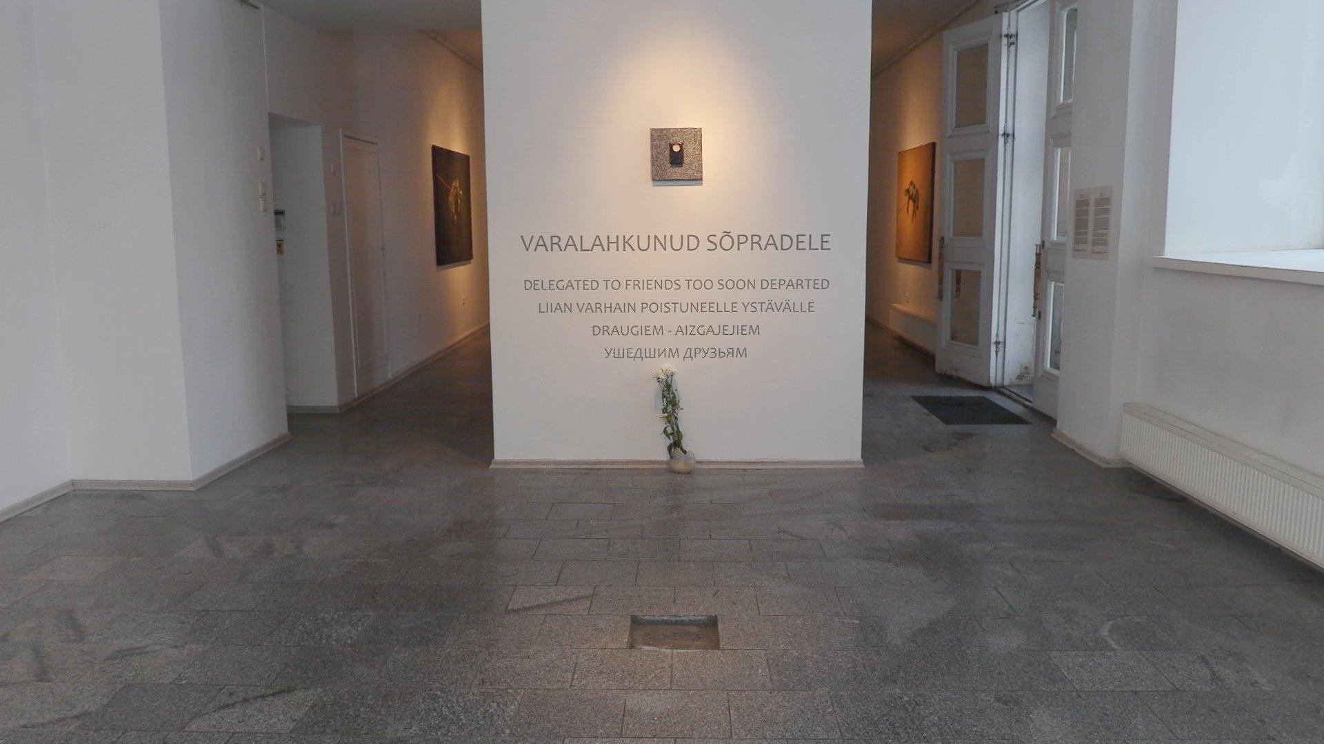 Näitusevaade. Foto: Epp Kubu
