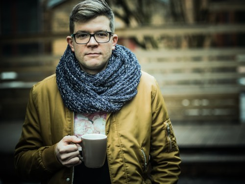 Jaan Kroon. Foto: Gabriela Liivamägi