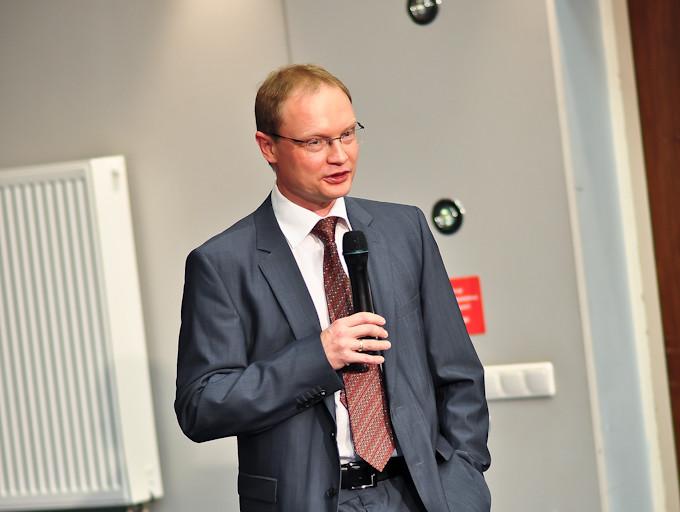 Jaanus Harro. Foto: Tartu Ülikool