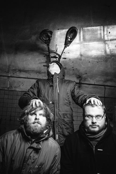 Vasakult: Janno, Heiko ja Kersten. Foto: Renee Altrov