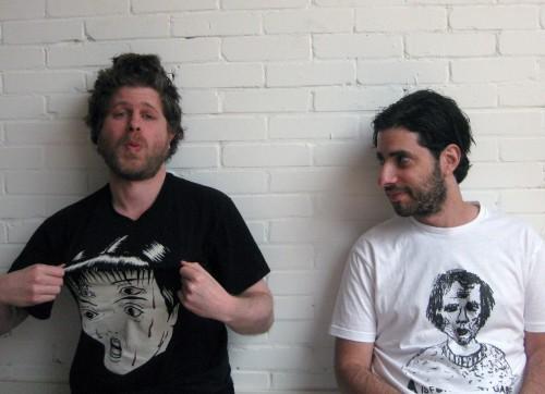 Üle Heli klubiööl astub üles duo Juju & Jordash Hollandist. Foto: press