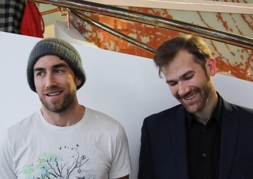 Justin Benson ja Aaron Moorhead