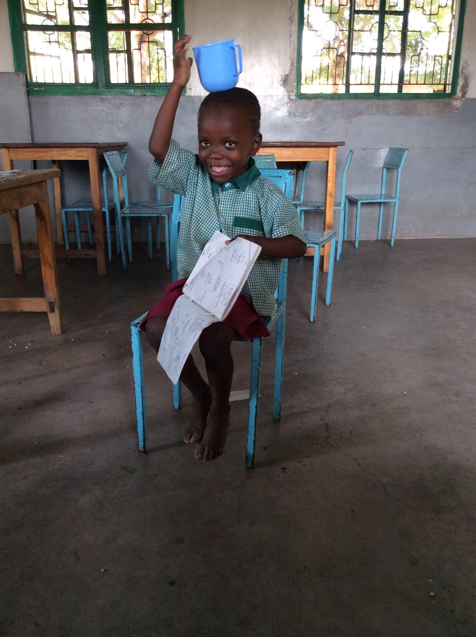 HIV-positiivne Samsung on üks paljudest lastest, kes on emalt nakkuse saanud ja seejärel hüljatud. Foto: erakogu