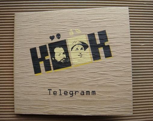 "Aasta albumikujundus 2007: Köök - ""Telegramm"""