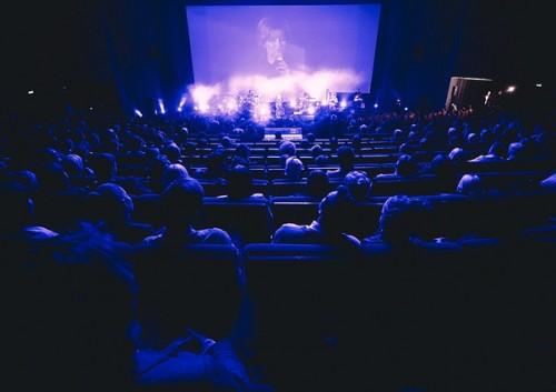 Kaader 2012. aasta PÖFFi avatseremoonialt. Foto: PÖFF