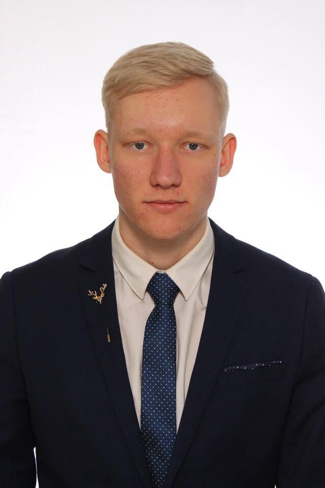 Kaarel Kullamaa. Foto: erakogu