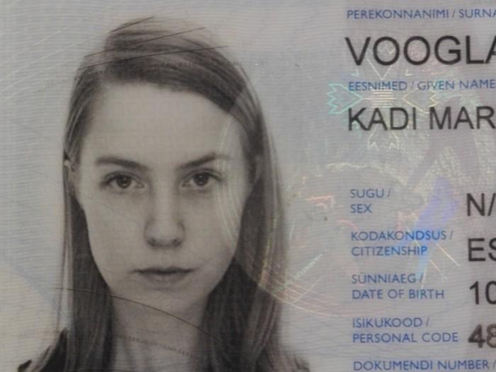 Kadi Maria Vooglaid