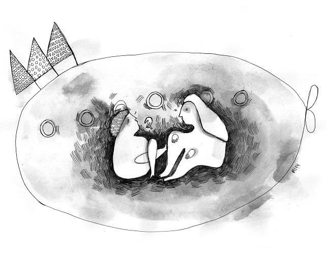 Illustratsioon: Mirjam Siim