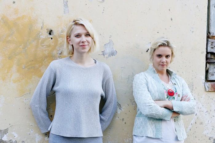 Katariina Tamm ja Piret Krumm. Foto: Siim Vahur