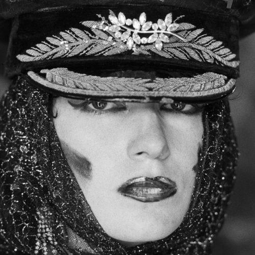 Katja Filippova Esimene kollektsioon, 1987. Foto: Ăsa Franck
