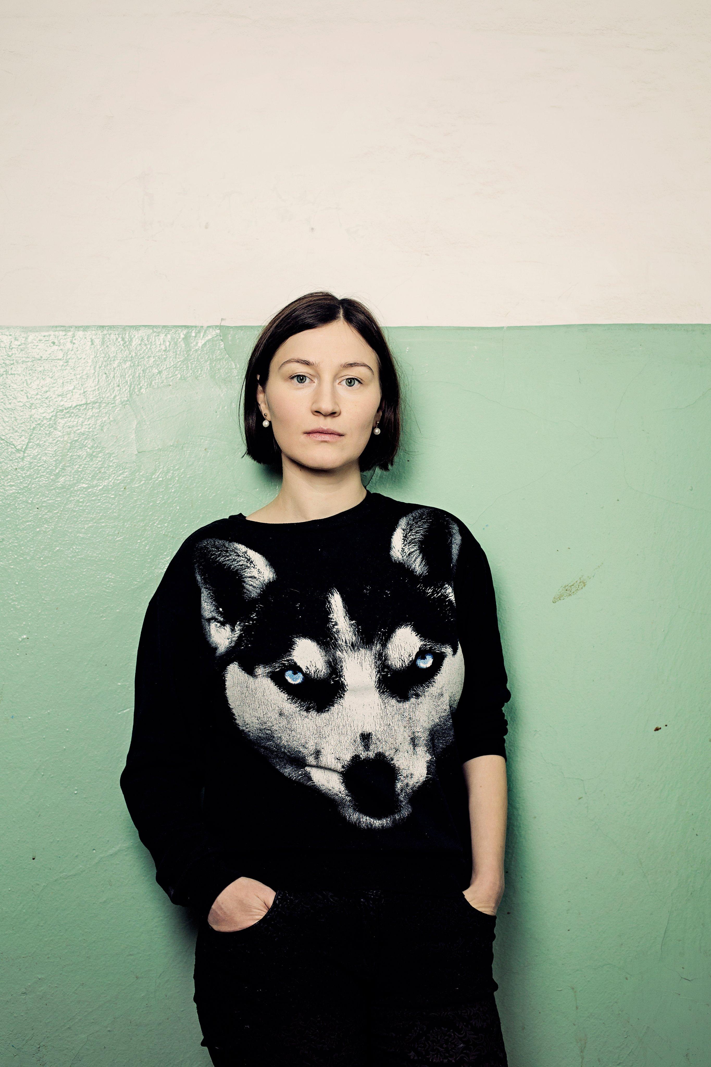 Katrin Maimik. Foto: Anu Hammer