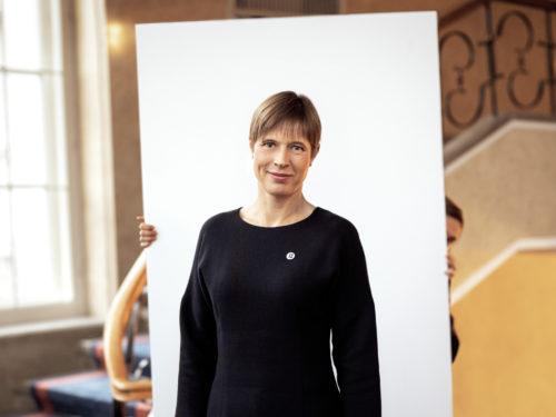 Riigipea, kes kõneleb avatud ja võrgustunud Eesti eest. Intervjuu Kersti  Kaljulaidiga . 53d1e6913845