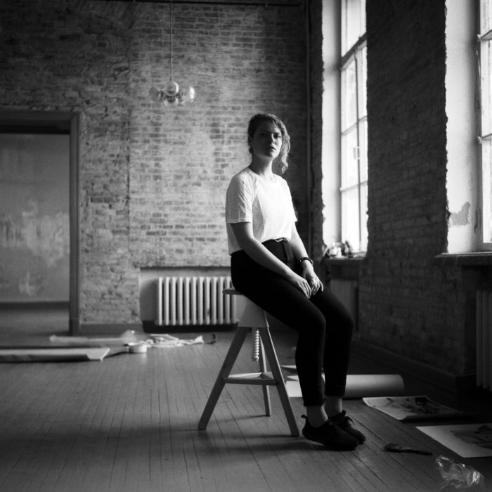 Ann Mirjam Vaikla. Foto: Jacques-Henri Heim