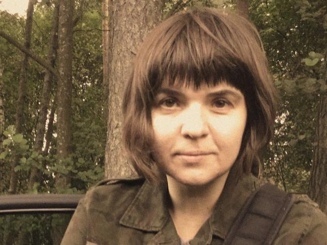 Olga Pärn. Foto: Märt Rudolf Pärn