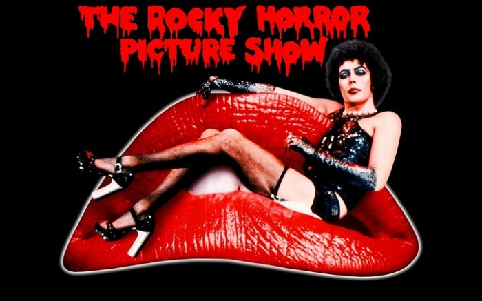 """The Rocky Horror Picture Show"" plakat"